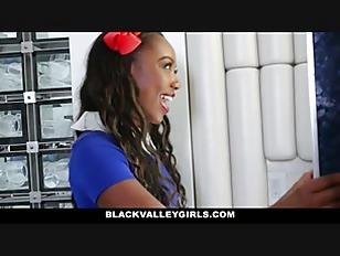 Blackvalleygirls hot bubble butt ebony steals boyfriend 5
