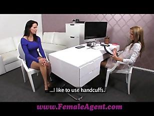 FemaleAgent Get Nice And...