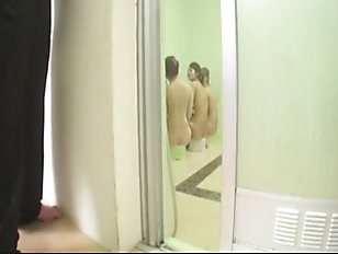Picture Petite Jav Shower Room Action