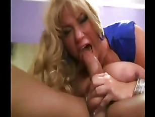 Huge Titted BBW Cougar...