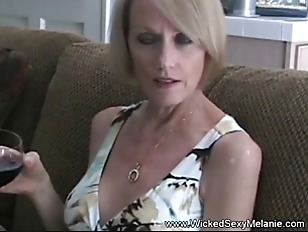 GILF Tries Some Young Cock