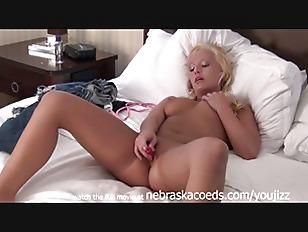 Amateur Masturbating Then Behind...