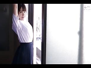 Japanese school girl gets creampie