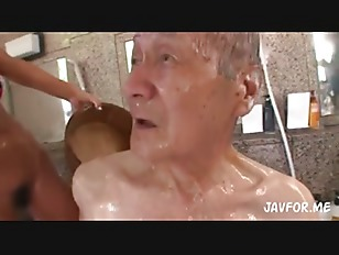Picture Old Guys With A Horny Young Girl 18+