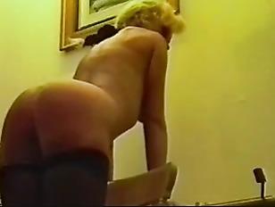 Beautiful blonde lesbian threesome free