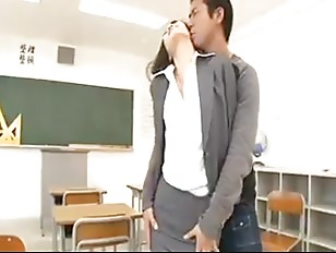 Japanese Teacher Fuck In...