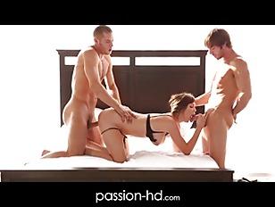 Picture PassionHD Sensual Double Penetration Creampi