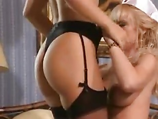 Eve Vorley and Louise Hodges hot lesbian