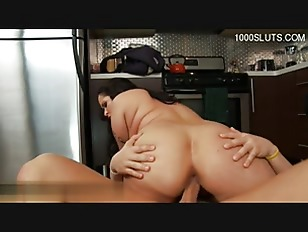 Picture Housewife Hard Sex In Kitchen