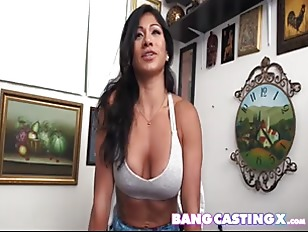 Picture 100 Dick Squats - Casting Xo Rivera PussySpa...