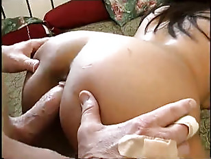 Threesome With Hot Blonde...