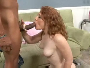 Picture Redhead Lucy Fire Interracial