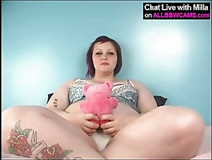 Amazing BBW Fat Wet...