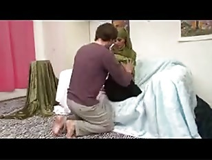 , ARAB PORN – STUNNING MUSLIM DOES DOGGY IN HIJAB