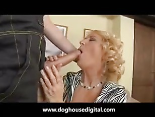 Picture GILF Takes A Young Guys Cock