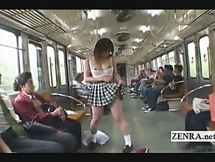 Subtitled ENF Extreme Japanese...
