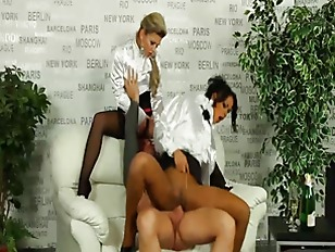 Glamour Euro Ladies Threeway...