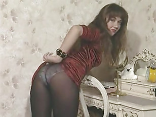 Kathryn In Pantyhose And...