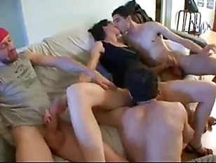 Picture My Naughty Wife Enjoy Gangbang