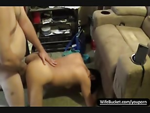 Picture Amateur Asian Milf Giving Head In The Living...