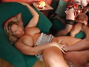 Picture Busty Cougar Orgy