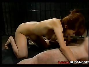 Kinkiest Asian bondage with kinky pleasures