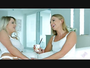 Anal preparation lesbian scene with Ivana Sugar and Sienna Day by Sapphix