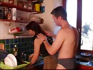 Picture Horny Mature Redhead Fucked In The Kitchen