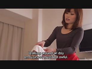 Subtitled CFNM Japanese Hotel...
