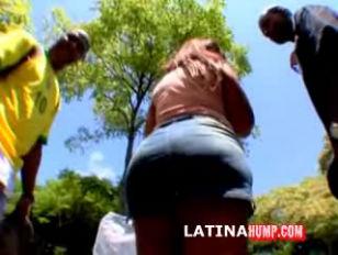 Picture BBW Latina Ass Worship