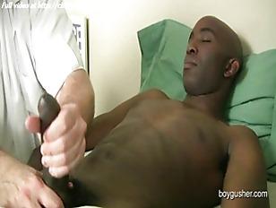Horny Ebony Boy Tony...