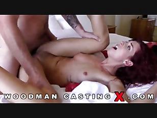 Amazing Redhead Casting...