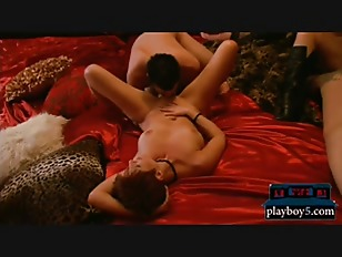 Picture First Time Swinger Couple Enjoy Fucking In T...