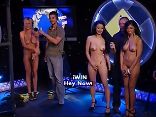 Worlds Storongest Naked Woman Contest pt 2