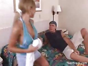 Big boob latin women