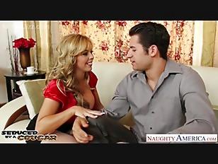 Lustful Cougar Amber Lynn...