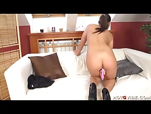 Picture Hot Ass Brunette Rubbing Her Pussy