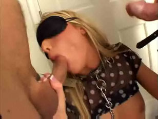 Hot Blonde Gets Fucked...