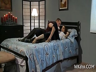 Picture Rod Stuffs Mouth And Cunt