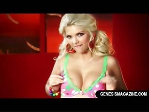 Sexy Blonde Jana Jordan...