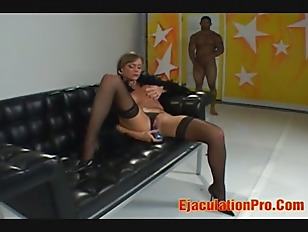 Picture Saskia - Sweet Blonde Fucked By A Black Cock