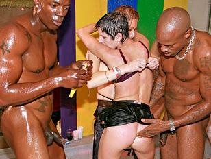 Candy Bar Orgy...