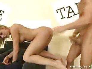 Shawna Lenae Takes a Big Cum Blast