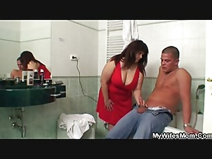 Picture Wife Catches Her Man Fucking Her Huge Mom