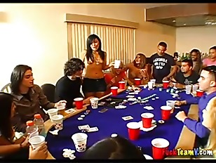 Fuck Team Poker Party...