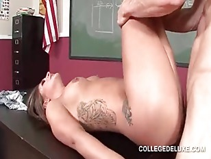 Classroom Sex With College...