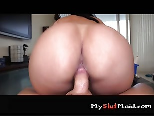 Picture Big Ass Cuban Maid Gets Fucked P7