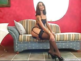 Lusty Legs Anal