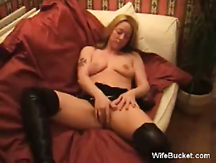 Wife Slutty In Boots...