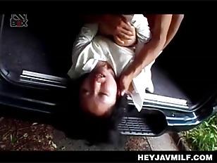 Cute Asian MILF Tied...